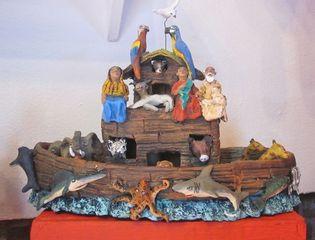 Noah\'s Ark, Demitrio Aguilar, Mexico
