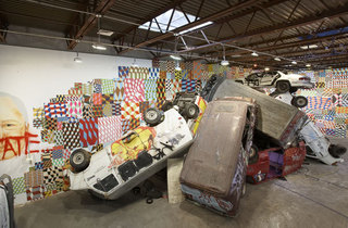 One More Thing, Barry McGee