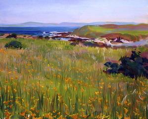Poppy Pasture, Gerald Rahm