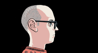 Self Portrait, Daniel Clowes