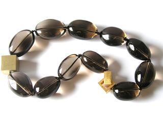 Smokey Quartz Necklace, Claudia Endler