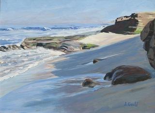 La Jolla Shores, Jay Gould