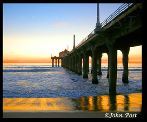MB Southside Sunset, John Post