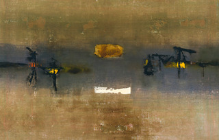 Untitled, V.S. Gaitonde