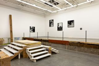 Heart to Hand, installation view,