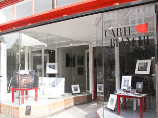 Carte Blanche gallery,