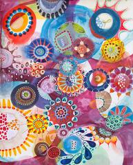 Watercolor 5, Melinda Hackett