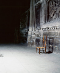 THE CHURCH (ST. CLOTILDE), PARIS, Andres Serrano