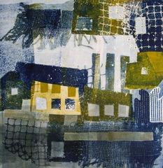 Town in Blue, Susan Gesundheit