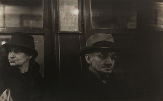 Subway Portrait  , Walker Evans