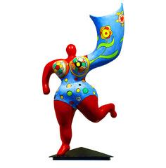 L\'Ange Vase, Niki de Saint Phalle