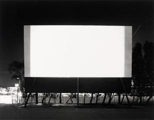 Winnetka Drive-In, Paramount , Hiroshi Sugimoto