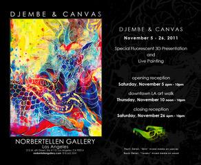 , Djembe & Canvas