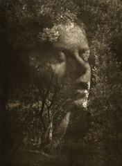 Gertrude Teske Composite with Olive Hill, Hollywood , Edmund Teske