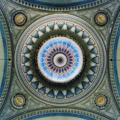 Dome #30705 New Synagogue Szeged, Hungary, David Stephenson