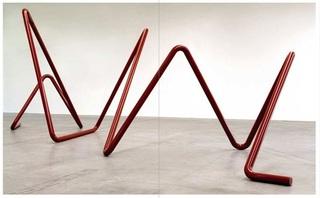 Ausstellungsansichten FRAC Pays de la Loire, Carquefou, Mathieu Mercier