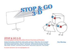 Stop & Go 3-D,