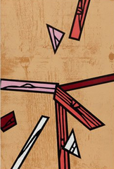 Woodblock Inlay 3, Richard Woods