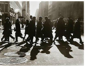 42ND STREET, NEW YORK, Evelyn Hofer