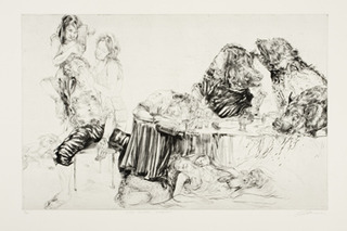 Last Supper - Enswined,Diane Victor