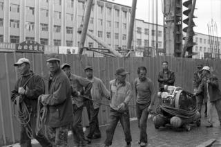 Workers in Yichun, David Witten