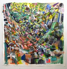 Studio landscape, Melissa Oresky