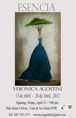 ESENCIA, Veronica Agostini