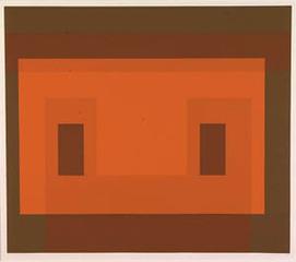 Variant MM, Josef Albers