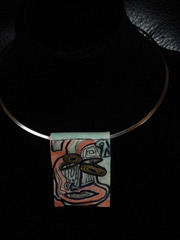 Necklace, Roxanne Lawrence