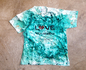 Love Yourself Tee-shirt, Luiza Cardenuto