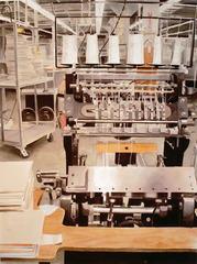 Book Stitching Machine, Matthew Troy Mullins