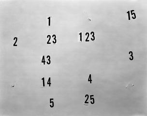 Numbers, Lucas Blalock