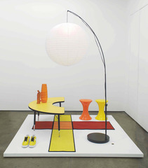 Untitled: Furniture Island , Matthew Darbyshire