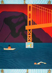 Golden Gate,Joan Brown