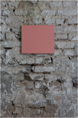 Installation view IM ROHBAU, W7, Haus Wallrath + Jacob, Cologne (2011)  #5.09-11,Dorothee Joachim