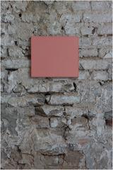 Installation view IM ROHBAU, W7, Haus Wallrath + Jacob, Cologne (2011)  #5.09-11, Dorothee Joachim