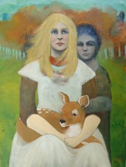 A Fable for My Fawn, Shannon Richardson