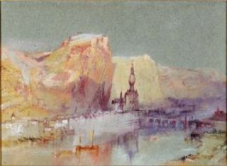 Dinant sur Meuse ,JWM Turner