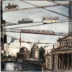 Railways in the Sky, Carl Smith