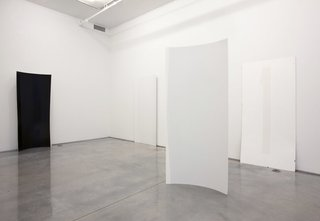 installation view, Untitled \'12,Davis Rhodes