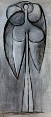 La femme-fleur (Françoise Gilot), Pablo Picasso