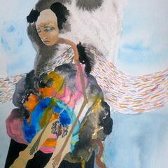 Sad Angel  , Maja Ruznic