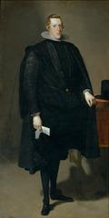 Felipe IV , Diego Rodríguez de Silva y Velázquez