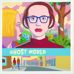Ghost World Cover, Daniel Clowes