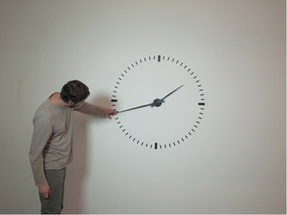Performing time, Ivan Moudov