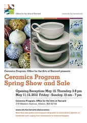 Spring Show and Sale 2012 , Stephanie Young, Christian Tonsgard, Vanessa Azzone