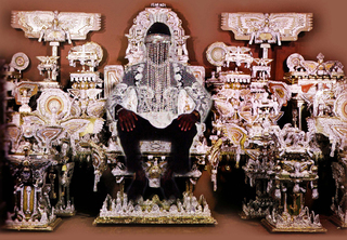 The Diviner Enthroned,Kamau Patton