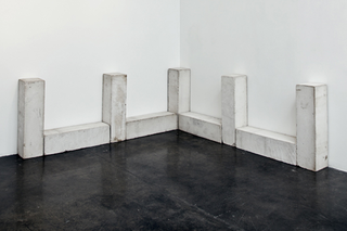 Third Piece of Nine,Carl Andre