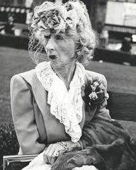 'Woman, San Francisco', Lisette Model