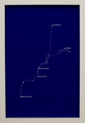 The Constellations Fig. 7, Bouchra Khalili